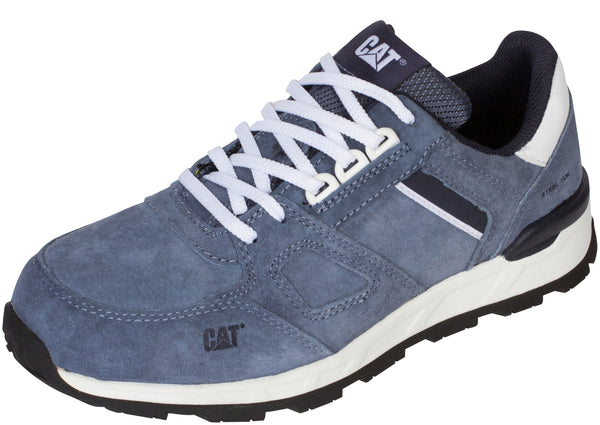 Caterpillar Womens Woodward Steel Toe Vintage Indigo