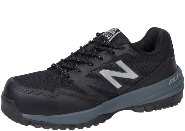 New Balance Work Composite Toe 589 Black Grey