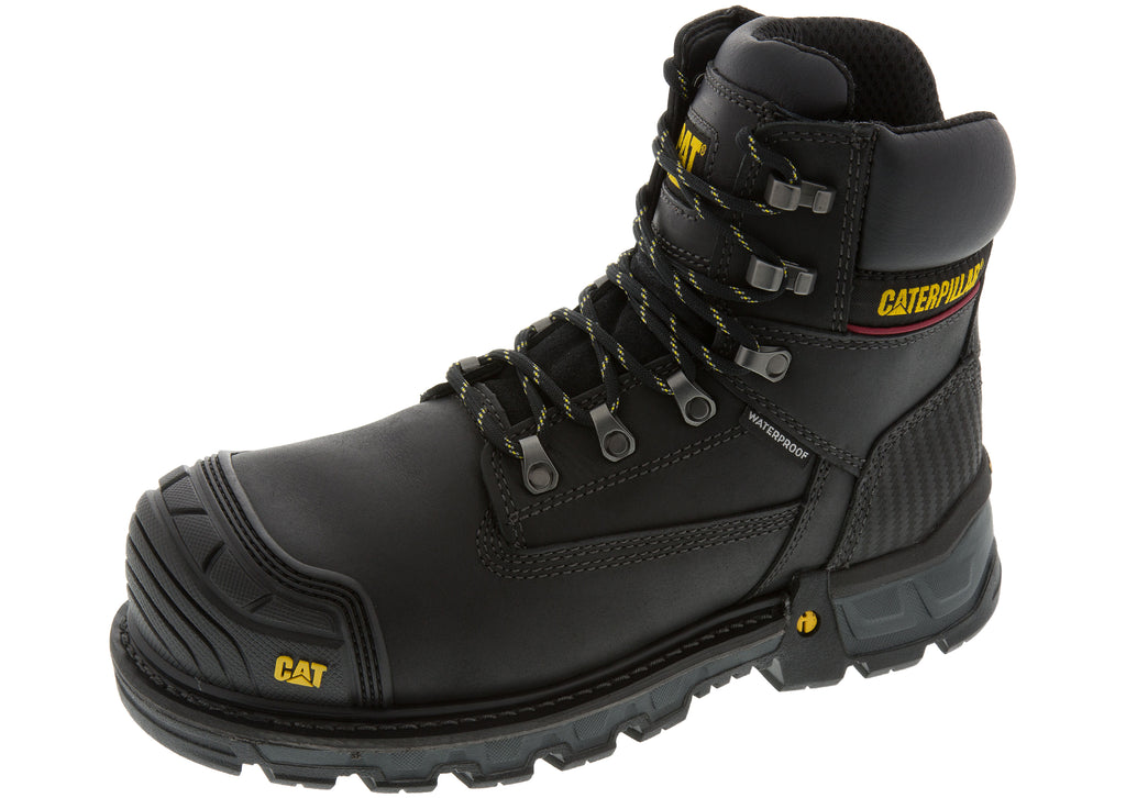 Caterpillar ExcavatorXL 6 Inch Composite Toe Black