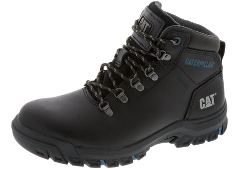 Caterpillar Womens Mae Steel Toe Black