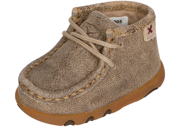 Twisted X Infants Casual Dusty Tan