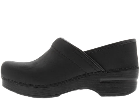 Dansko Womens Professional Oiled Black