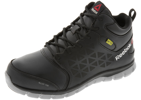 Reebok Work Sublite Cushion Work Alloy Safety Toe Black