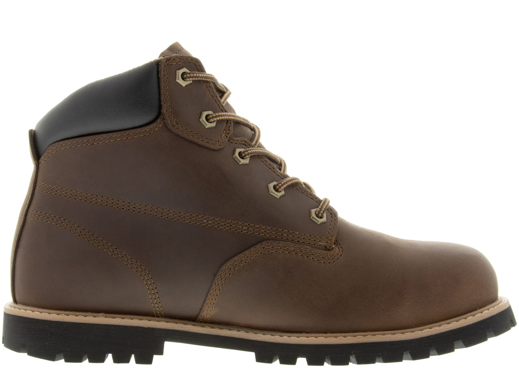 Timberland Pro Gritstone Steel Toe Brown Full Grain