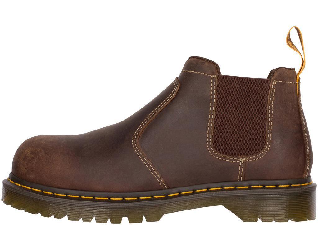 Dr Martens Work Furness Steel Toe Crazy Horse Aztec