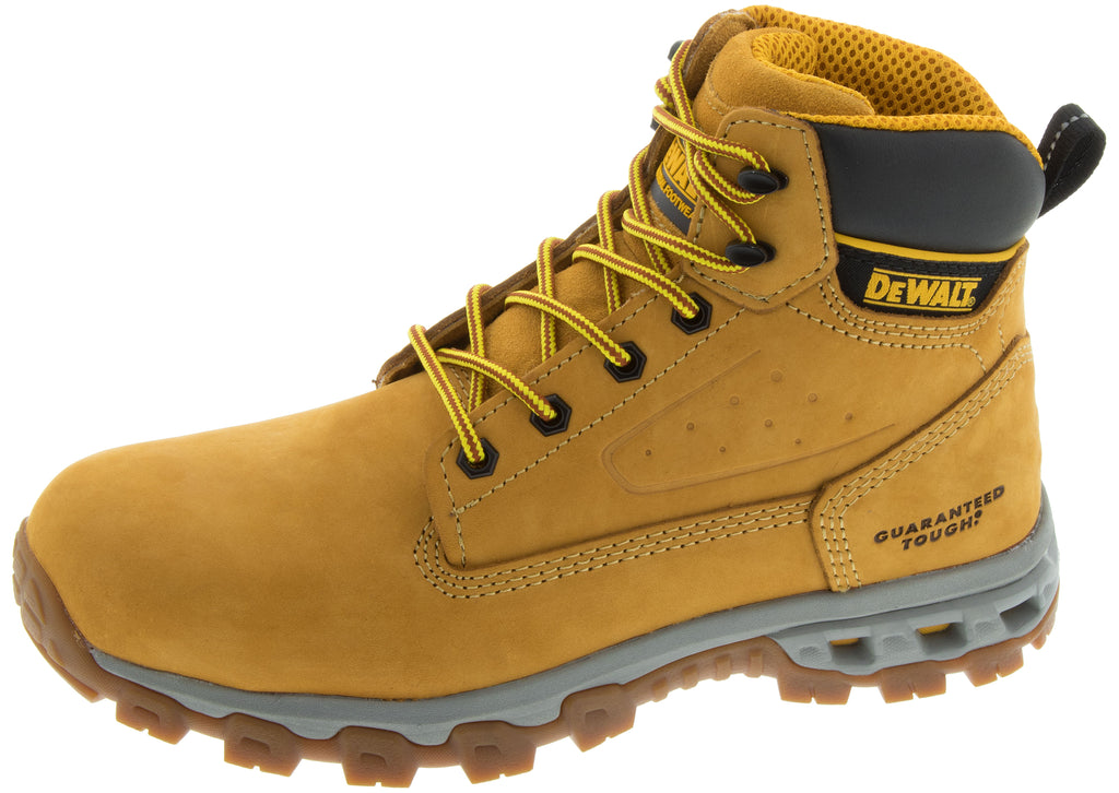Dewalt Halogen Steel Toe Wheat