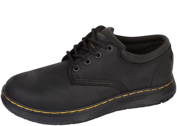 Dr Martens Work Culvert Steel Toe Black Black