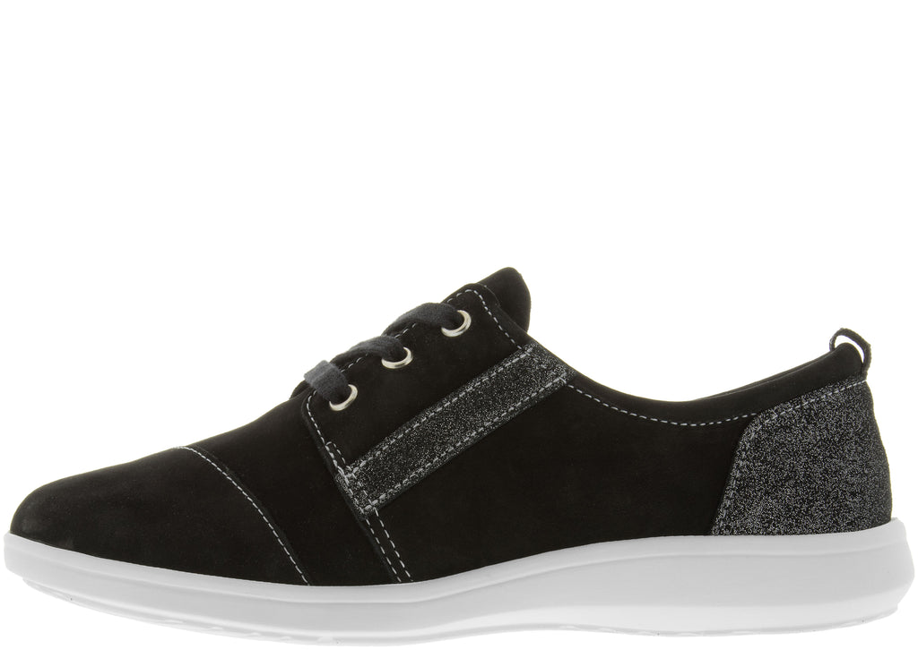 SAS Womens Marnie Black Sparkle