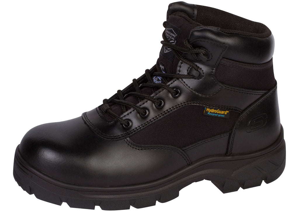 Skechers Wascana Linnean Compostite Toe Black