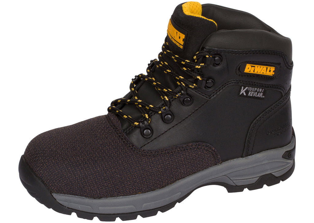 Dewalt Newman Plus Steel Toe Black