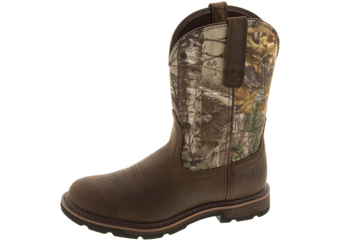 Ariat Groundbreaker Pull On Brown Real Tree Xtra