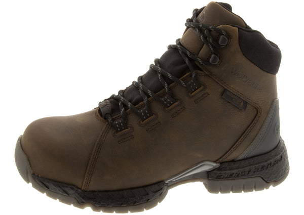 Wolverine I 90 Rush Composite Toe Dark Coffee