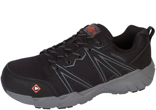 Merrell Work Fullbech Superlite Alloy Toe Black