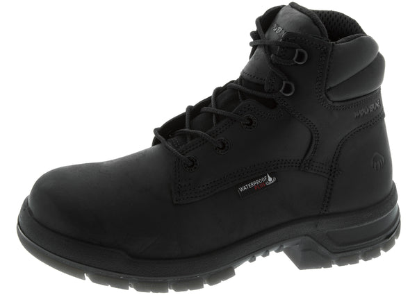 Wolverine Ramparts USA Composite Toe Black