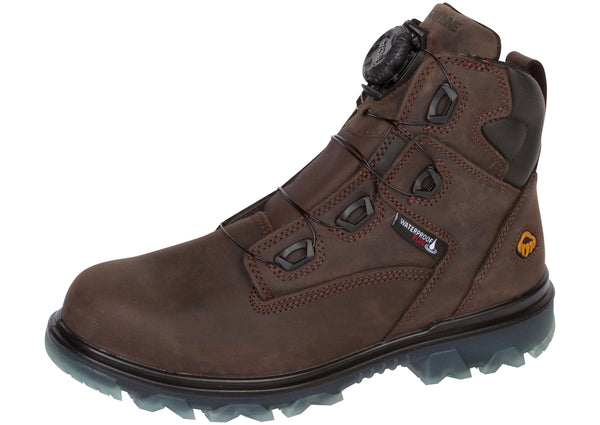 Wolverine I 90 Boa Composite Toe Coffee Bean