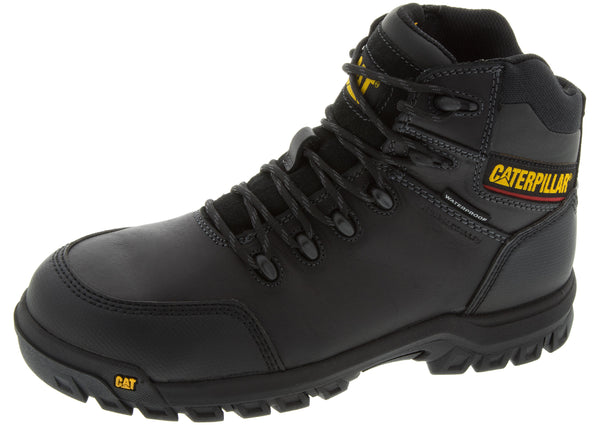Caterpillar Resorption Composite Toe Black