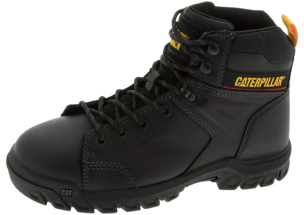 Caterpillar Wellspring Steel Toe Black