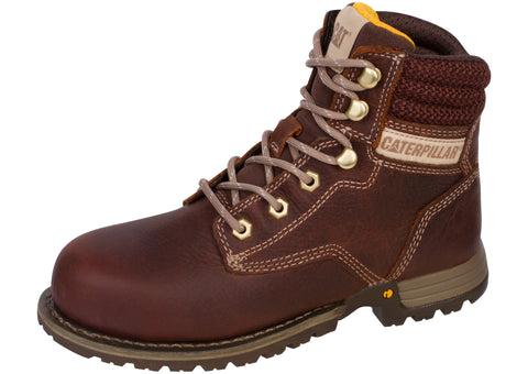 Caterpillar Womens Paisley Steel Toe Tawny