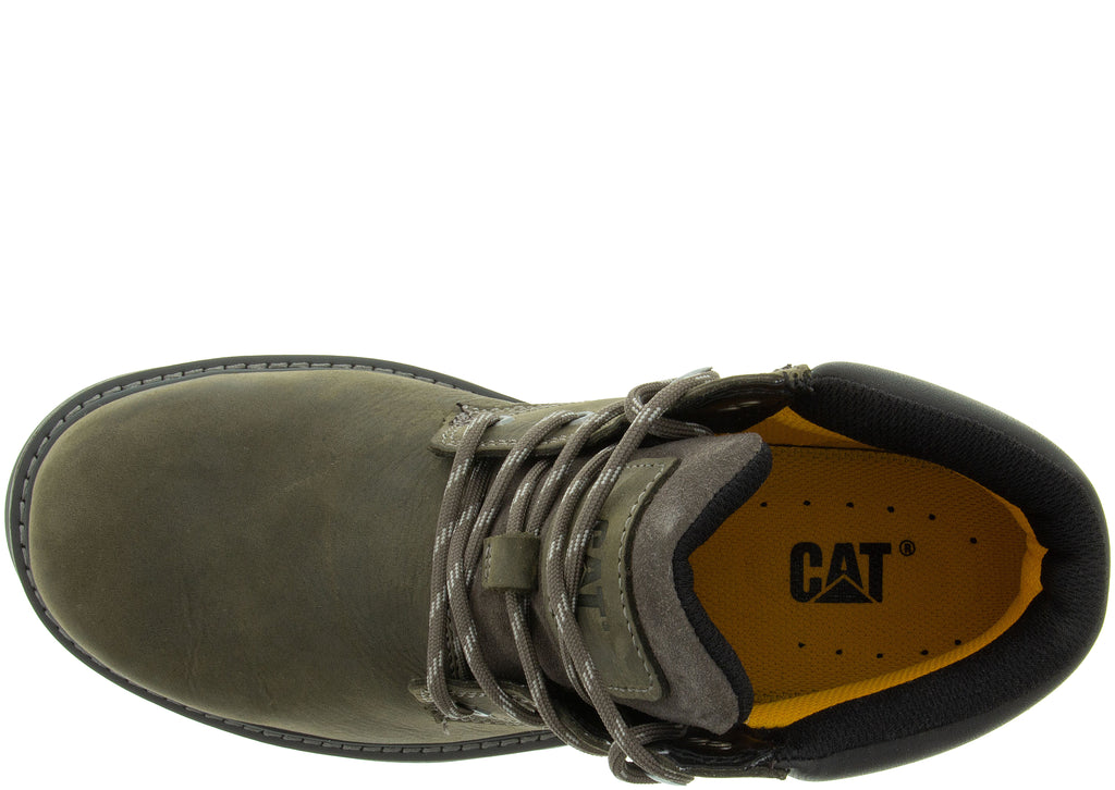 Caterpillar Outbase Steel Toe Charcoal Grey