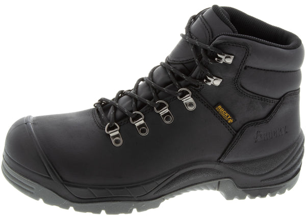Rocky Worksmart Composite Toe Black