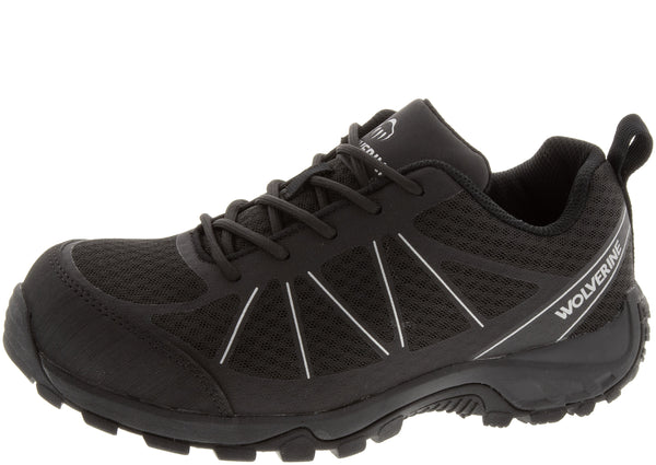 Wolverine Amherst 2 Low Composite Toe Black