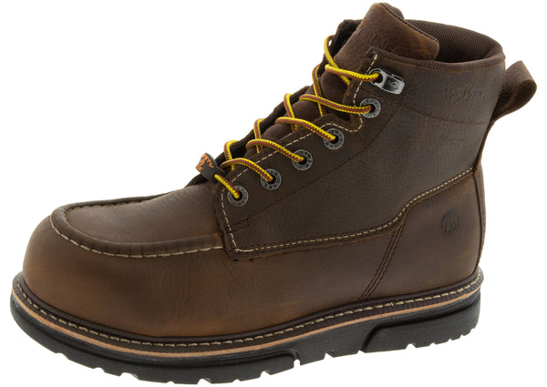 Wolverine I 90 Wedge Composite Toe Brown