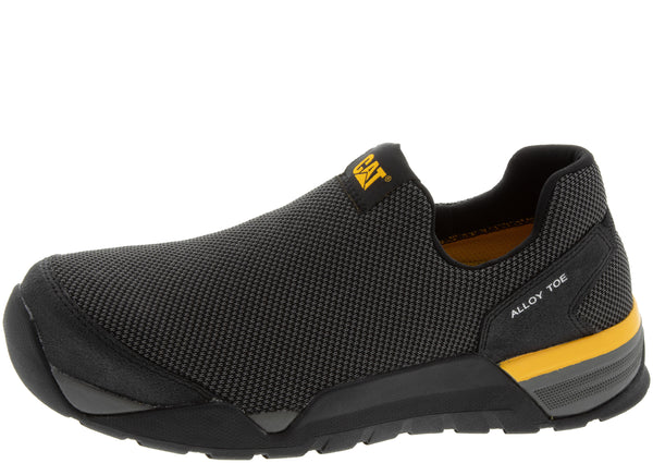 Caterpillar Sprint Mesh Alloy Toe Black