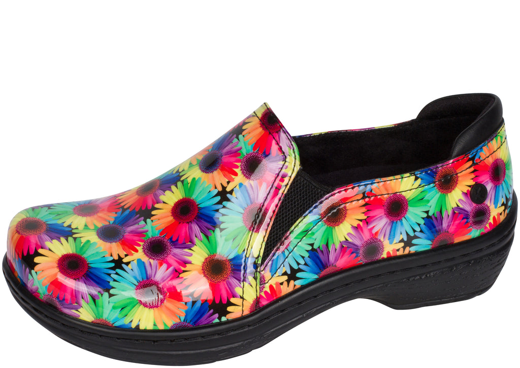 Klogs Womens Moxy Daisy Pop