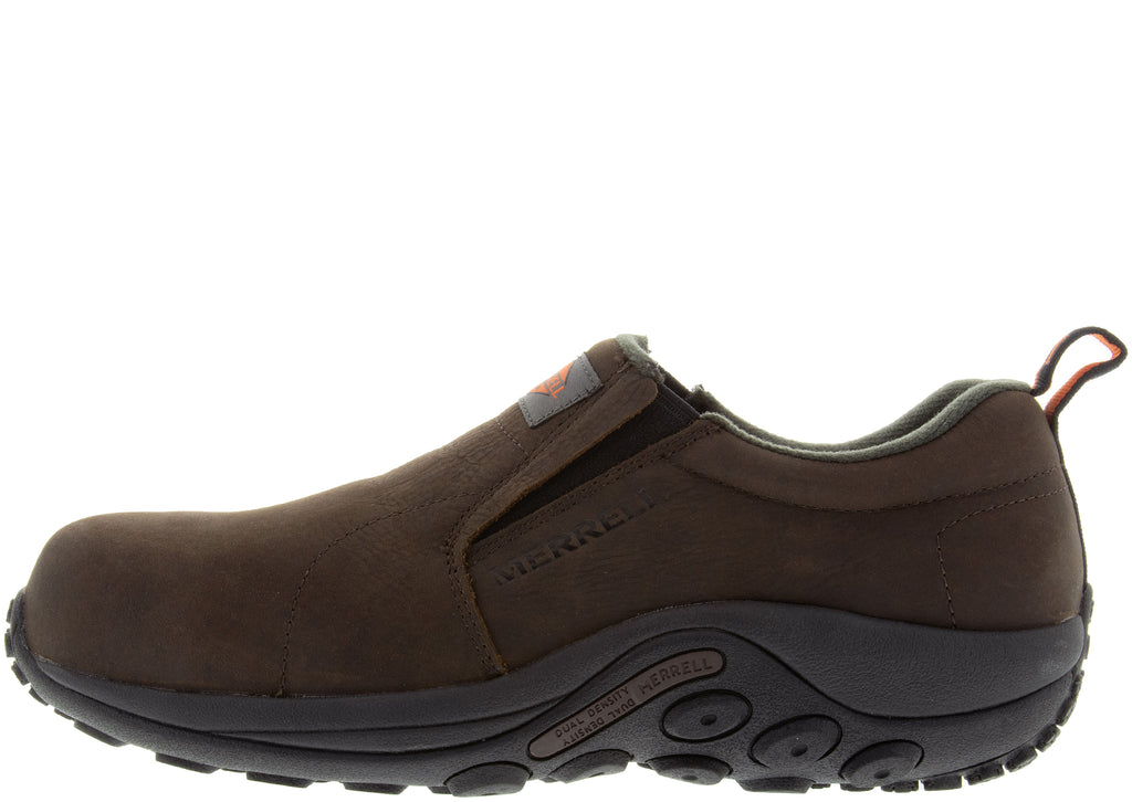 Merrell Work Jungle Moc LTR Composite Toe Expresso