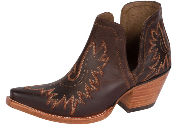 Ariat Womens Dixon Weathered Brown