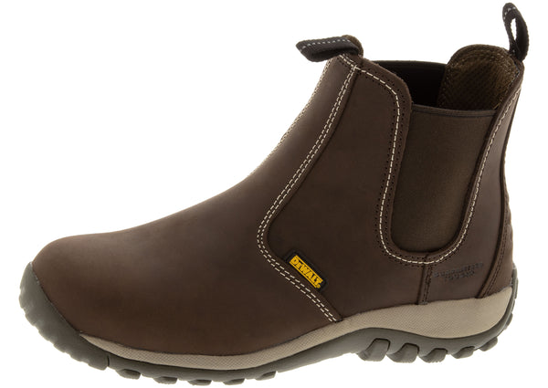Dewalt Level Steel Toe Brown
