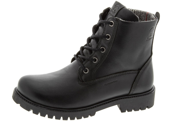 Kamik Womens Autumn Lo Black