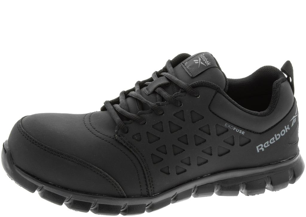 Reebok Work Sublite Cushion Work Composite Toe Black