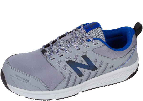 New Balance Work 412 Alloy Toe Grey Royal Blue