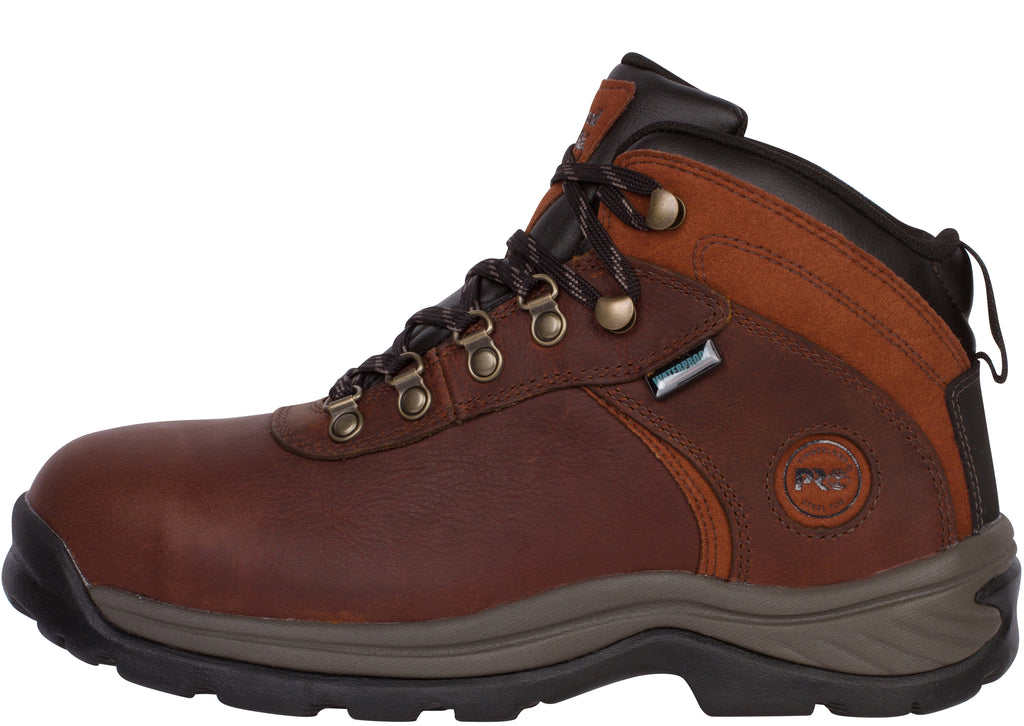 Timberland Pro Flume Work Steel Toe Brown