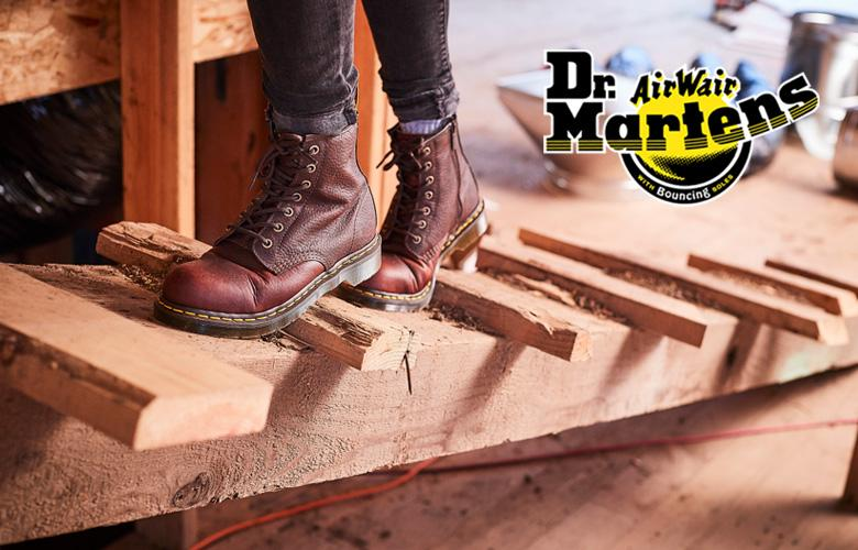 Shop Dr Martens Work mobile