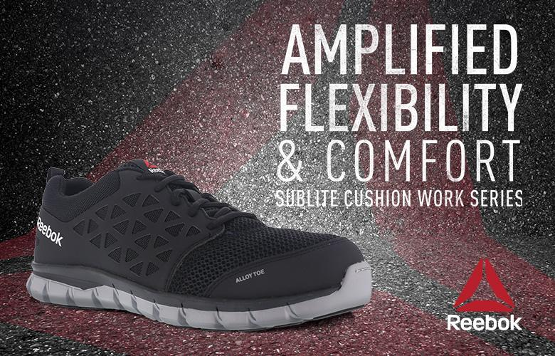 Shop Reebok Work mobile