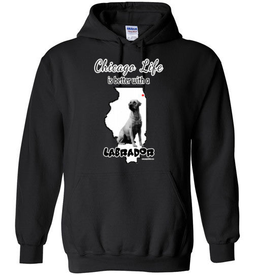 Chicago dog lover shirt/ hoodie