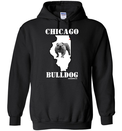 Chicago dog lover shirt / hoodie