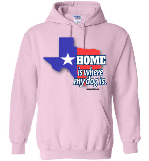 Home is Where my Dog is  - GIldan Hoodie