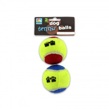 Dog Tennis Ball Set