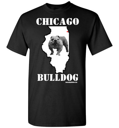 Dog Lovers Apparel - CHICAGO