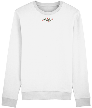 KOTO SWEATSHIRT - WHITE - KGM COLLECTIVE
