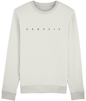 GENESIS DESIGNER SWEATSHIRTS MENS - LIGHT OPALINE // CREAM HEATHER PINK - KGM COLLECTIVE