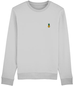 PINEAPPLE SWEATSHIRT - HEATHER GREY // BLACK // NAVY - KGM COLLECTIVE