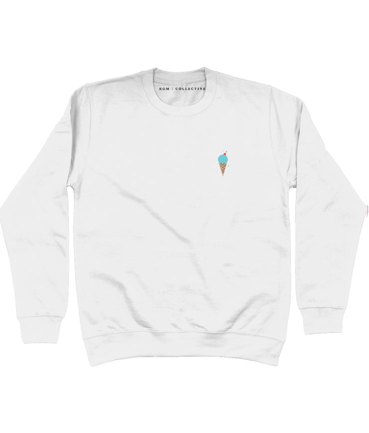 ICE CREAM SWEATSHIRT