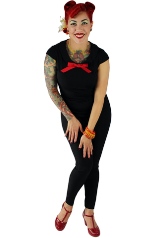 Black Sailor Top XS-4XL #BST