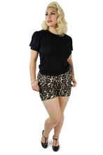 Load image into Gallery viewer, Black Puff Sleeve Blouse XS-4XL #BPBP