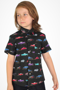 Boy's Hot Rod Top - Cars Top