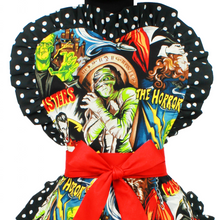 Load image into Gallery viewer, Child Monsters Apron #CMA